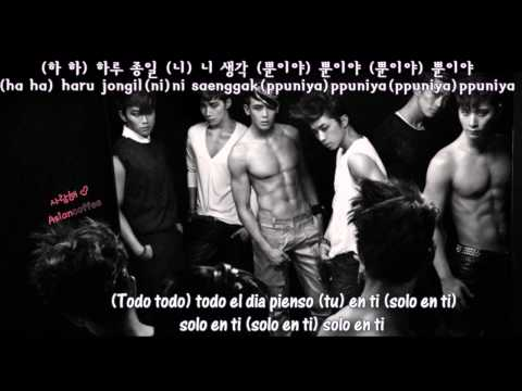 2PM - All Day I Think Of You [Sub Español + Hangul + Rom]