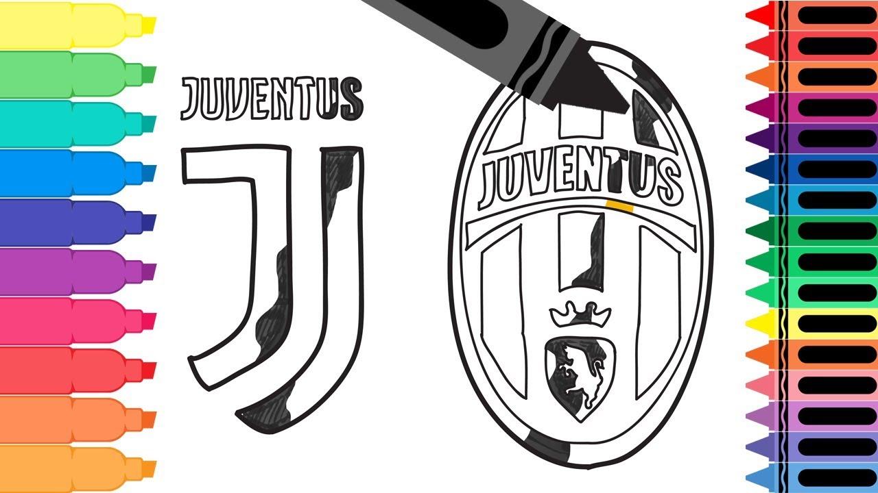How to Draw Juventus FC Badge Drawing the Juventus Logo