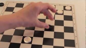 Dame - Spielregeln - Anleitung