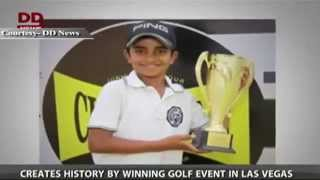 Shubham Jaglan does it again with 2nd Junior World Golf title