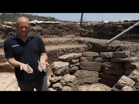 The Motza Mega-site: 9,000-year Old Neolithic City Discovered In Israel