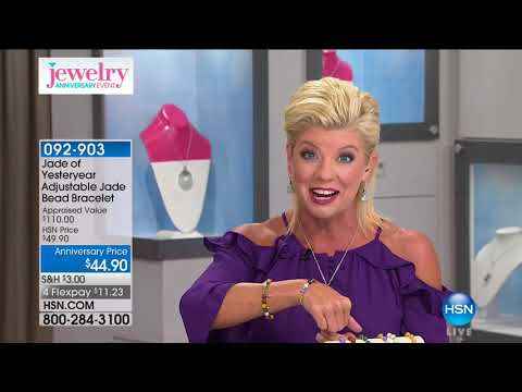HSN | Jade of Yesteryear Jewelry Anniversary 09.27.2017 - 01 PM