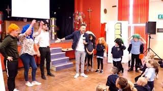 Sypreis Ysgol Maesincla - rhan 2 | Stwnsh Sadwrn | S4C