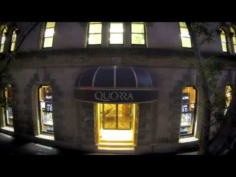 Quorra Jewellery store - New generation in fine jewellery retailing