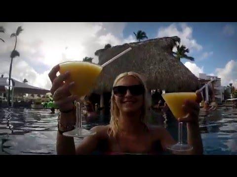 Dominican Republic, Punta Cana Vacation - Royalton Resort & Casino, October 2015 GoPro 2015