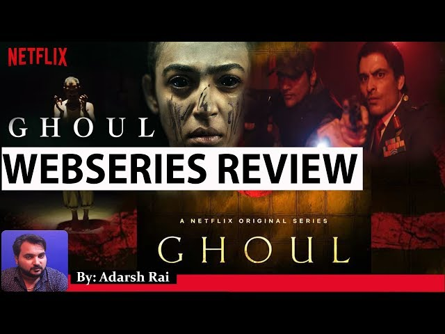 GHOUL Netflix Original Series |thefilmreview.in