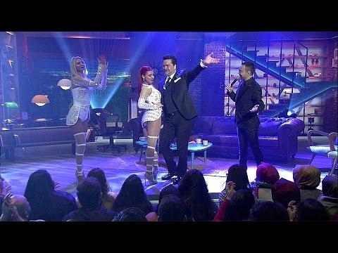 Serdar Ortaç - Balım (Beyaz Show Canlı Performans)