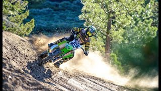 Dirt Shark - McMammoth Ft. Jeremy McGrath on KX 500