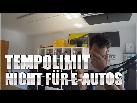 Kein Tempolimit für E-Autos? Dieter Janecek (Grüne) will kein Tempolimit für E-Autos
