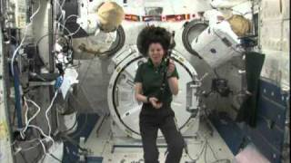 St. Patrick's Day in Space