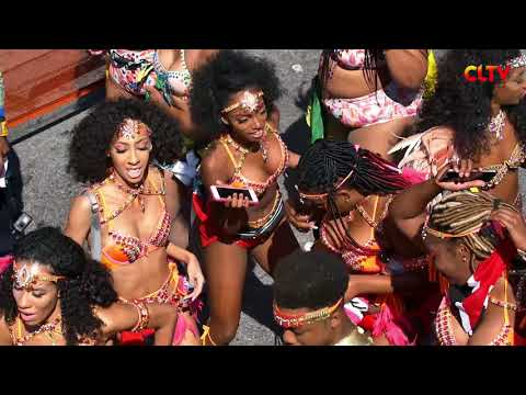 Brooklyn Labor Day Parade - Carnival Uncut CLTV 2017