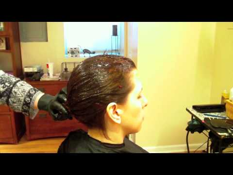 How to go from blonde highlights to red auburn highlights hair how to go from blonde highlights to red auburn highlights hair color toners youtube pmusecretfo Image collections