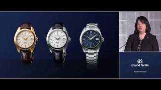 Baselworld 2018, Grand Seiko