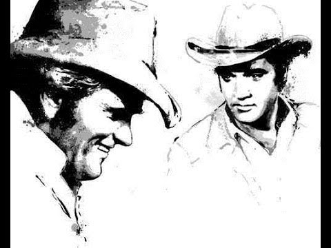 """Guitar Man""  Elvis Presley and Jerry Reed"