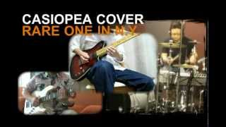 Rare one in N.Y./CASIOPEA (WEB SESSION Part4)