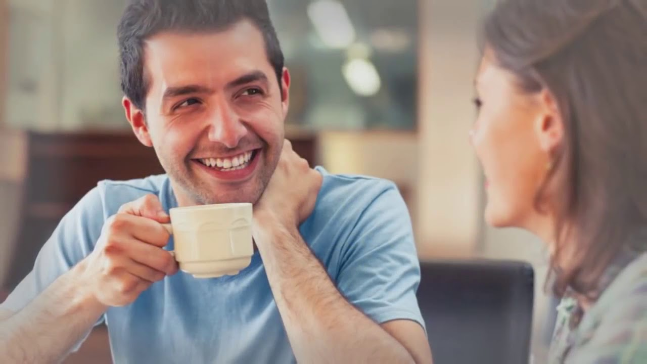 Dating anxious guy