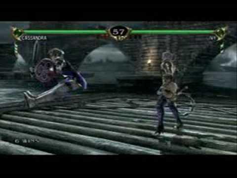 5/8 SC4 Korea Free Game Cassandra VS IVY