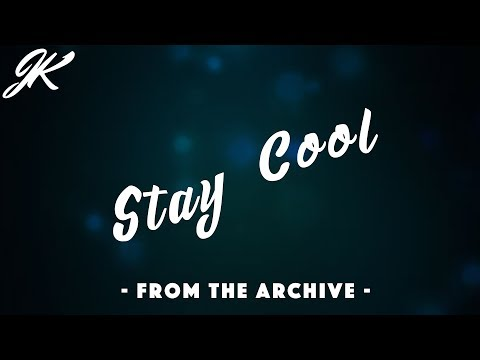 Stay Cool By Joakim Karud [From The Archive]