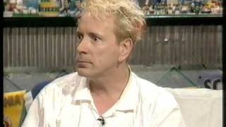 John Lydon on Fantasy Football League 1998 Part 1