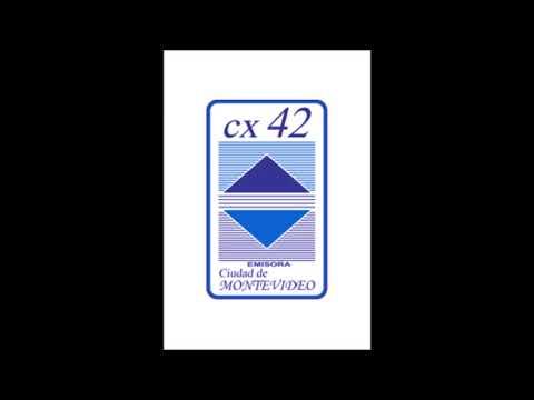 CX42 Emisora Ciudad de Montevideo 1370 AM | CORTINA DE IDENTIFICACIÓN