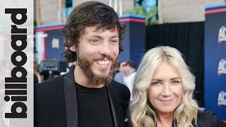 Chris Janson Reacts to 'Drunk Girl' Winning Video of the Year | ACM Awards Video