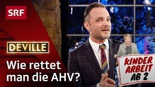 AHV erst ab 66? | Deville
