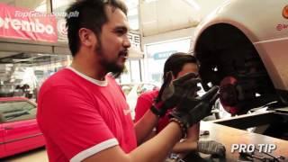 The Workshop Online: Brake pads