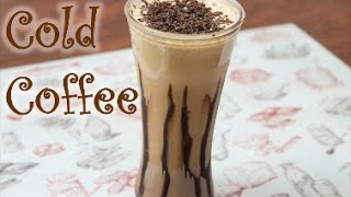 Cold Coffee|Cafe CCD Style|Restaurant style cold coffee|Madhuri's Recipe