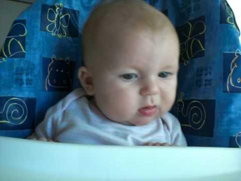 Wobble Head Baby