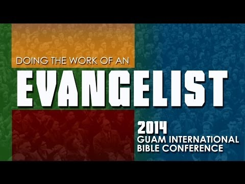 Guam Bible Conference Video 2014