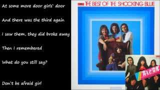 Blossom Lady (悲しき恋心) / THE SHOCKING BLUE