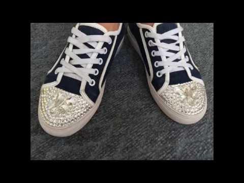 Мастер-класс от Crystalline.in.ua: Как сделать дизайнерскую обувь своими руками!