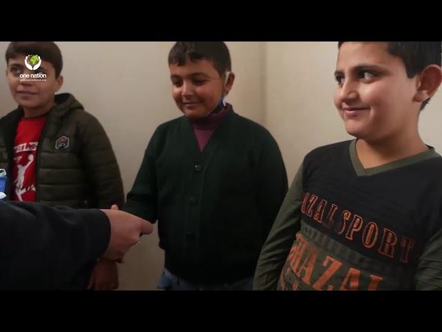 Orphan Sponsorship In Syria