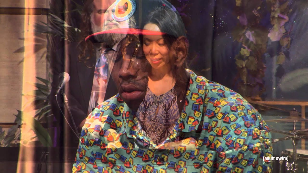 Tyler, The Creator | The Eric Andre Show | Adult Swim