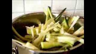 ☮ Zucchini-nudeln In Tomatensoße (napoli) ☮ Gesund, Vegan, Low-carb, Einfach, Lecker