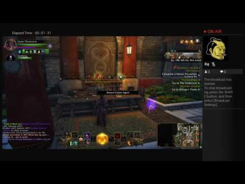 Neverwinter cant claim Astral Deva