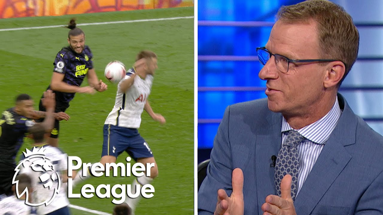 Premier League unites against IFAB handball rule | NBC Sports