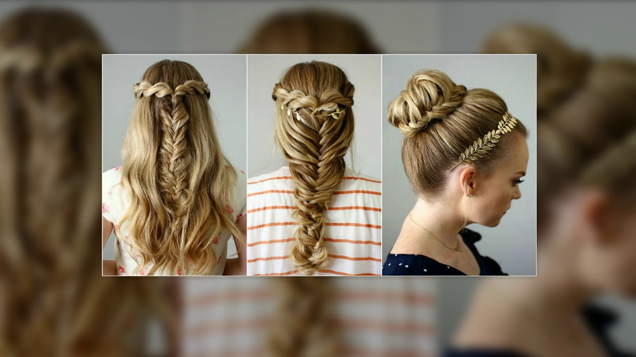 hairstyles that make you look 10 years younger - youtube