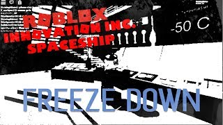 Roblox Innovation Inc. Spaceship: Freeze Down