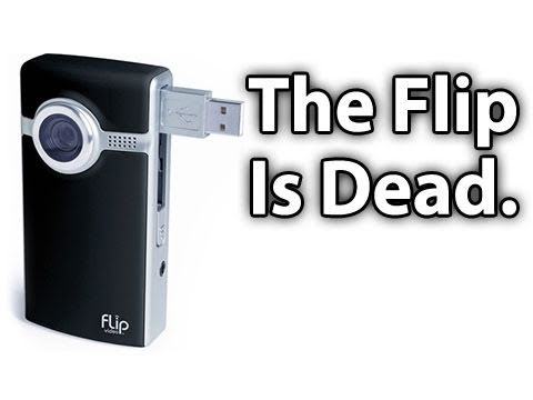 The Flip Camera Is Dead! - YouTube