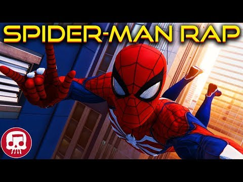 "SPIDER-MAN RAP by JT Music - ""With Great Power"""