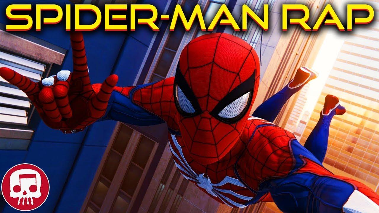 SPIDER-MAN RAP by JT Music -