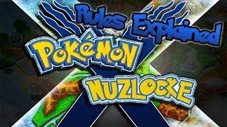 Pokemon X Nuzlocke Rules - Dylon Show
