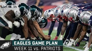 Dissecting the Patriots Matchup: Episode 11 | Eagles Game Plan (Week 11, 2019)