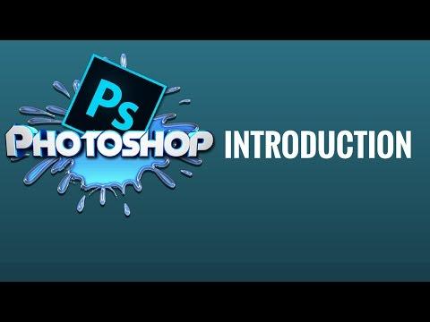 Adobe Photoshop CC Beginner Tutorial Introduction