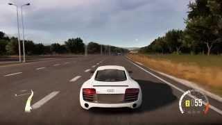Forza Horizon 2 Audi R8 Coupé V10 plus 5.2 FSI quattro Gameplay HD 1080p