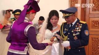 Гэрлэх ёслолын ордон