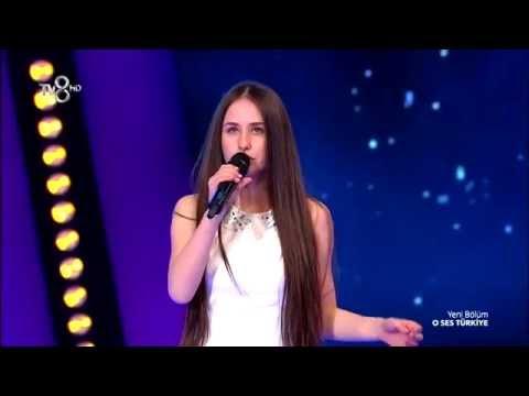 Türkan Kürşad - Listen (İlk Performans) O Ses Türkiye