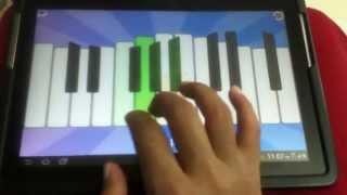 Tum bhi tanha piano cover