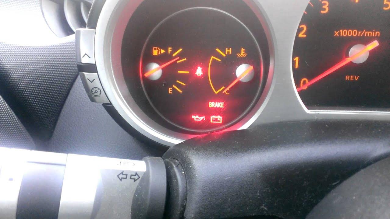 2006 Nissan 350z Ecu Code Part 2 P1174 Or P1173